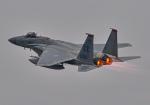 M.Ochiaiさんが、新田原基地で撮影したアメリカ空軍 F-15C-32-MC Eagleの航空フォト(飛行機 写真・画像)