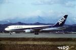 tassさんが、仙台空港で撮影した全日空 767-281の航空フォト(飛行機 写真・画像)