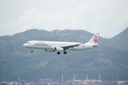 mougandouさんが、香港国際空港で撮影したキャセイドラゴン A321-231の航空フォト(飛行機 写真・画像)