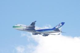 mougandouさんが、香港国際空港で撮影した日本貨物航空 747-4KZF/SCDの航空フォト(飛行機 写真・画像)