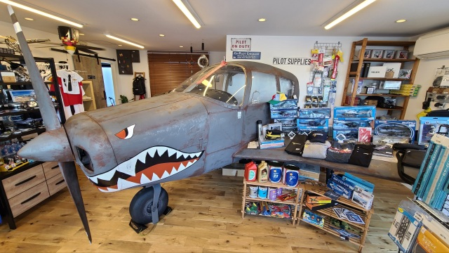 otromarkさんが、八尾空港で撮影した日本法人所有 PA-28-140 Cherokeeの航空フォト(飛行機 写真・画像)