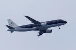 yabyanさんが、中部国際空港で撮影したスターフライヤー A320-214の航空フォト(飛行機 写真・画像)