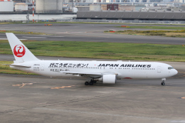 やまけんさんが、羽田空港で撮影した日本航空 767-346/ERの航空フォト(飛行機 写真・画像)