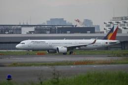 飛行機ゆうちゃんさんが、羽田空港で撮影したフィリピン航空 A321-271Nの航空フォト(飛行機 写真・画像)