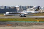 ansett747さんが、福岡空港で撮影したシンガポール航空 787-10の航空フォト(飛行機 写真・画像)
