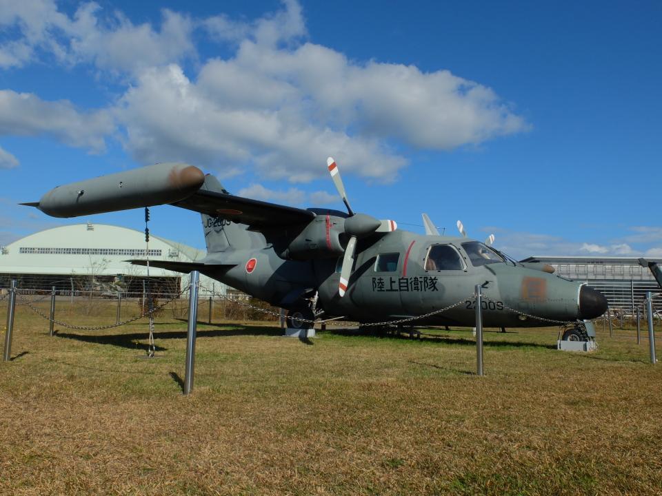 Smyth Newmanさんの陸上自衛隊 Mitsubishi MU-2 (22009) 航空フォト