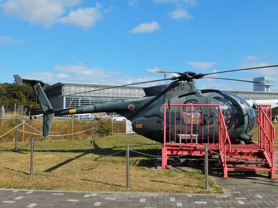 Smyth Newmanさんの陸上自衛隊 Kawasaki OH-6D (31270) 航空フォト
