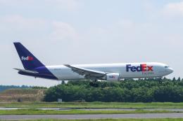 らむえあたーびんさんが、成田国際空港で撮影したフェデックス・エクスプレス 767-3S2F/ERの航空フォト(飛行機 写真・画像)