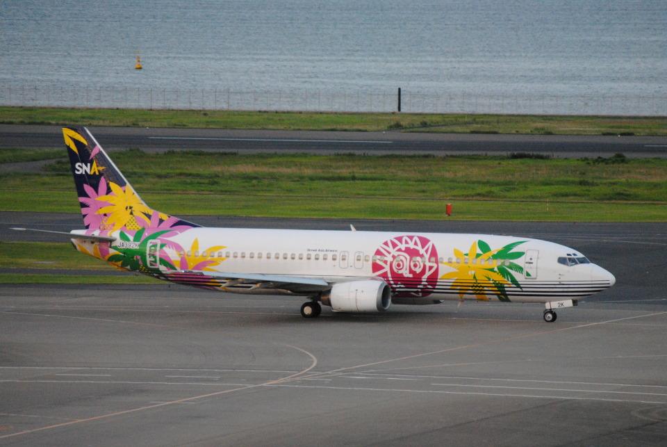 LEGACY-747さんのスカイネットアジア航空 Boeing 737-400 (JA392K) 航空フォト