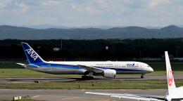 Dojalanaさんが、新千歳空港で撮影した全日空 787-9の航空フォト(飛行機 写真・画像)