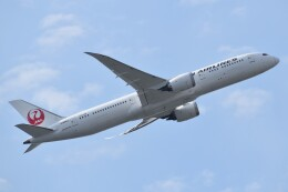 PIRORINGさんが、羽田空港で撮影した日本航空 787-9の航空フォト(飛行機 写真・画像)
