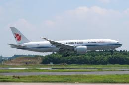 らむえあたーびんさんが、成田国際空港で撮影した中国国際貨運航空 777-FFTの航空フォト(飛行機 写真・画像)