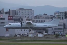 Mr.boneさんが、福岡空港で撮影した国土交通省 航空局 DHC-8-315Q Dash 8の航空フォト(飛行機 写真・画像)