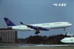tassさんが、成田国際空港で撮影したエジプト航空 A340-212の航空フォト(飛行機 写真・画像)