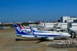 ansett747さんが、福岡空港で撮影した全日空 767-381/ERの航空フォト(飛行機 写真・画像)