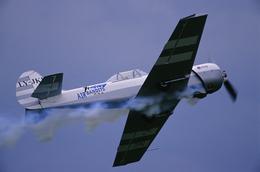 go gateさんが、花巻空港で撮影したAir Bandits Yak-50の航空フォト(飛行機 写真・画像)