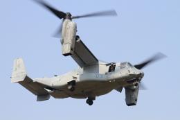 non-nonさんが、鹿屋航空基地で撮影したアメリカ海兵隊 MV-22Bの航空フォト(飛行機 写真・画像)