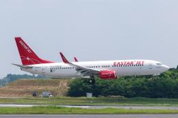 らむえあたーびんさんが、成田国際空港で撮影したイースター航空 737-85Pの航空フォト(飛行機 写真・画像)