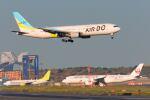 シグナス021さんが、羽田空港で撮影したAIR DO 767-381の航空フォト(飛行機 写真・画像)