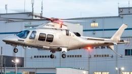 T spotterさんが、浦安ヘリポートで撮影した日本法人所有 AW109SPの航空フォト(飛行機 写真・画像)