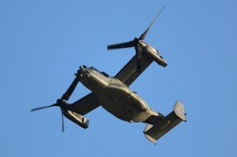 hanatomo735さんが、岩国空港で撮影したアメリカ空軍 CV-22Bの航空フォト(飛行機 写真・画像)