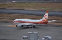 東空さんが、羽田空港で撮影した日本トランスオーシャン航空 737-446の航空フォト(飛行機 写真・画像)