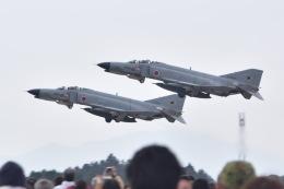 東空さんが、茨城空港で撮影した航空自衛隊 F-4EJ Kai Phantom IIの航空フォト(飛行機 写真・画像)