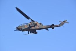東空さんが、防衛大学校で撮影した陸上自衛隊 AH-1Sの航空フォト(飛行機 写真・画像)