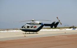 LEVEL789さんが、岡山空港で撮影した中日新聞社 BK117C-1の航空フォト(飛行機 写真・画像)