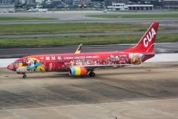 kan787allさんが、福岡空港で撮影した中国聯合航空 737-89Pの航空フォト(飛行機 写真・画像)