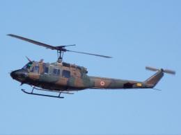 YaoRJOYさんが、八尾空港で撮影した陸上自衛隊 UH-1Bの航空フォト(飛行機 写真・画像)