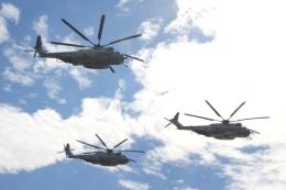 Hiro-hiroさんが、相模湾で撮影した海上自衛隊 MH-53Eの航空フォト(飛行機 写真・画像)