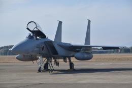 東空さんが、茨城空港で撮影した航空自衛隊 F-15J Eagleの航空フォト(飛行機 写真・画像)