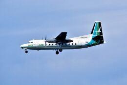 パール大山さんが、ロサンゼルス国際空港で撮影したSwift Aire Lines F27-600 Friendshipの航空フォト(飛行機 写真・画像)