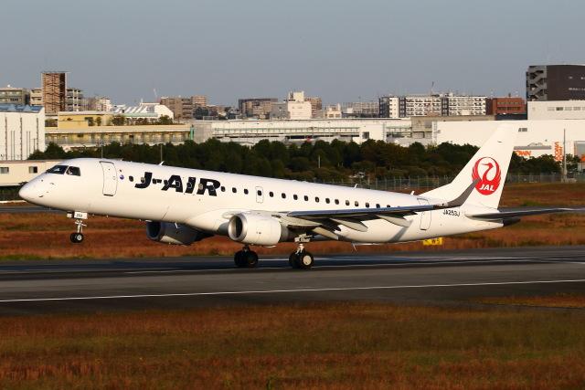 航空フォト:JA253J ジェイエア