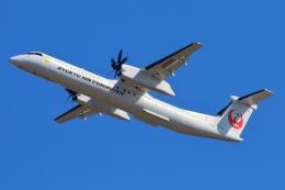 Kuuさんが、鹿児島空港で撮影した琉球エアーコミューター DHC-8-402Q Dash 8 Combiの航空フォト(飛行機 写真・画像)