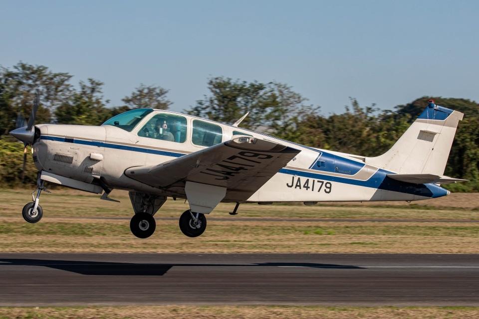 T spotterさんの日本個人所有 Socata TB-9/10/200 Tampico/Tobago (JA4197) 航空フォト