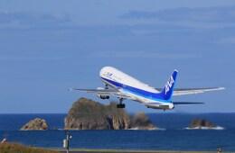 kazutoさんが、鳥取空港で撮影した全日空 767-381/ERの航空フォト(飛行機 写真・画像)