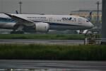 aki@ヒコーキ大好き少年さんが、羽田空港で撮影した全日空 787-9の航空フォト(飛行機 写真・画像)