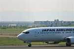 aki@ヒコーキ大好き少年さんが、新千歳空港で撮影した日本航空 737-846の航空フォト(飛行機 写真・画像)