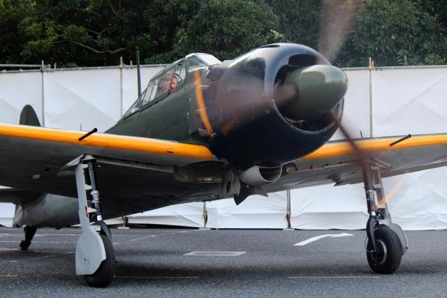 とらとらさんが、所沢航空公園で撮影したプレーンズ・オブ・フェイム Zero 52/A6M5の航空フォト(飛行機 写真・画像)