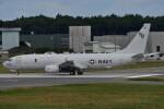 かたつむりくんさんが、三沢飛行場で撮影したアメリカ海軍 P-8A (737-8FV)の航空フォト(飛行機 写真・画像)
