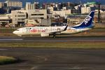 ansett747さんが、福岡空港で撮影した全日空 737-881の航空フォト(飛行機 写真・画像)