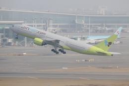 NIKEさんが、仁川国際空港で撮影したジンエアー 777-2B5/ERの航空フォト(飛行機 写真・画像)