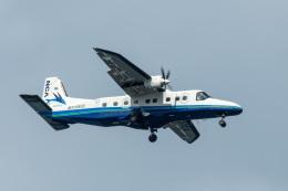 はやたいさんが、神津島空港で撮影した新中央航空 Do 228-212 NGの航空フォト(飛行機 写真・画像)