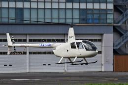 Mizuki24さんが、東京ヘリポートで撮影したオートパンサー R44 IIの航空フォト(飛行機 写真・画像)