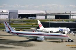DVDさんが、羽田空港で撮影したガルーダ・インドネシア航空 A330-343Xの航空フォト(飛行機 写真・画像)