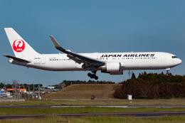 航空フォト:JA616J 日本航空 767-300