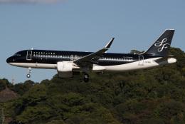 航空フォト:JA24MC スターフライヤー A320