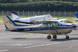 Hiro-hiroさんが、調布飛行場で撮影した東京航空 172P Skyhawk IIの航空フォト(飛行機 写真・画像)